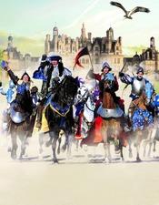 Spectacle de chevaux et rapaces « François 1er le roi-chevalier »