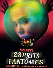 Exposition Esprits fantômes (confirmé)