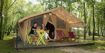 Camping Sites et Paysages les Saules - Cheverny