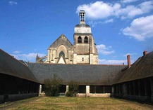 Eglise Saint Saturnin - Blois