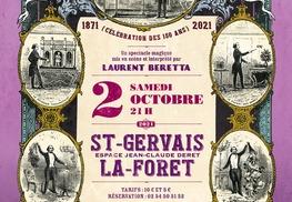 Robert Houdin - Une soirée fantastique - Saint-Gervais-la-Forêt