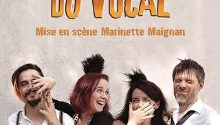 Spectacle : Les Dézingués du vocal - Blois