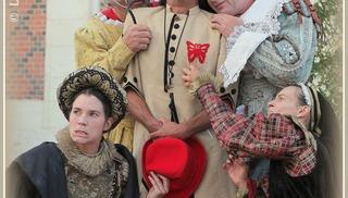 Théâtre : Casting des illustres fantômes - Talcy