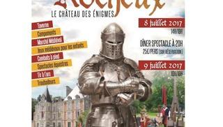Fête médiévale au château des Enigmes - Fréteval