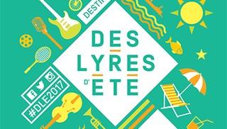 Des Lyres d'été : le programme - Blois