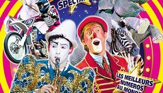 Le Grand Cirque Medrano - Blois