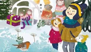 """Des lyres d'hiver à la patinoire : Spectacle """"Happy Christmas"""" - Blois"""
