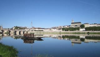 Promenade en bateau traditionnel - Blois