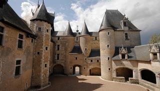 Château de Fougères-sur-Bièvre - Fougères-sur-Bièvre