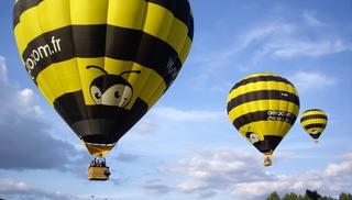 Aérocom montgolfière - Onzain