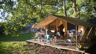 Camping Huttopia Les Châteaux - Bracieux
