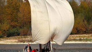 Découverte de la Loire en bateau traditionnel - Chaumont-sur-Loire
