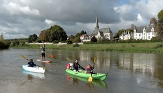 Loire Kayak - Vineuil