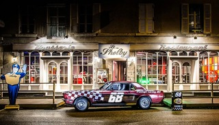 Restaurant vintage Le Shelby - Blois