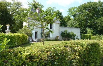 Photo Cottage du Parc et Château de Beauregard