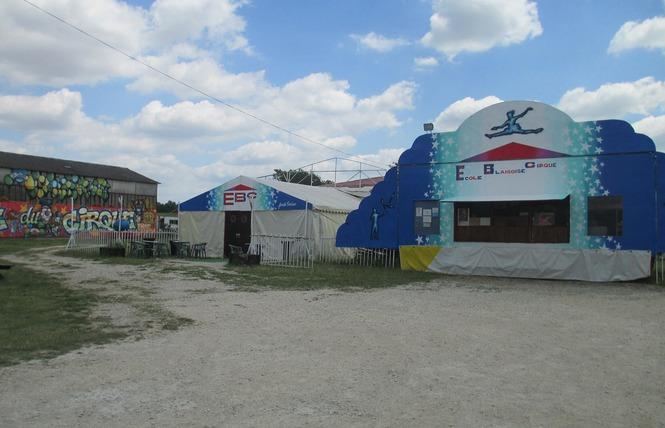 École Blaisoise du Cirque 2 - Blois