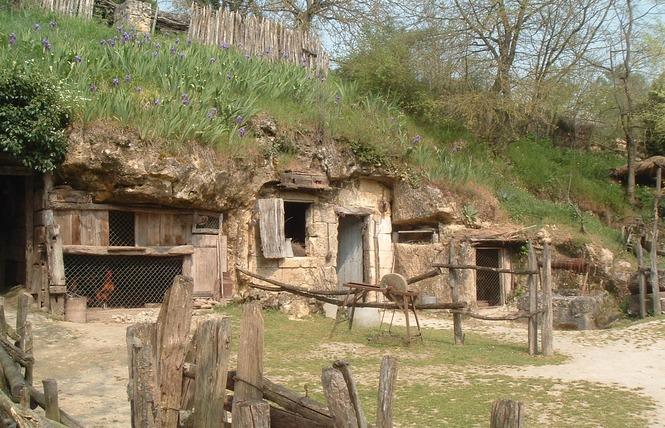 La Vallée Troglodytique des Goupillières 5 - Azay-le-Rideau