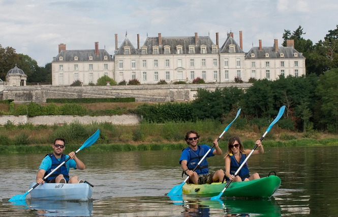 Loire Kayak 3 - Vineuil