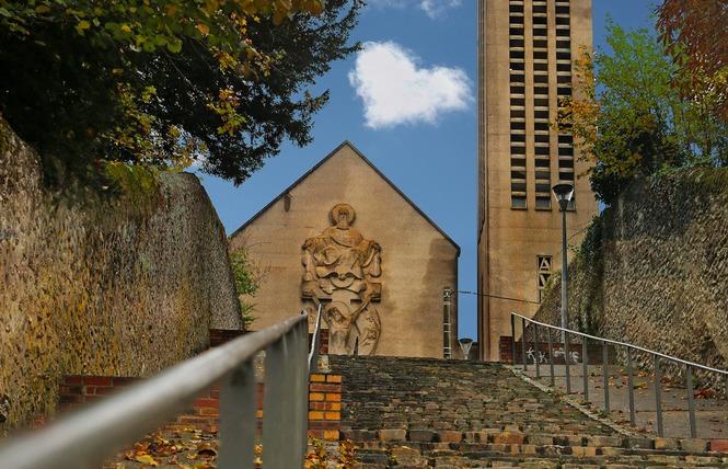 Basilique Notre Dame de la Trinité 5 - Blois