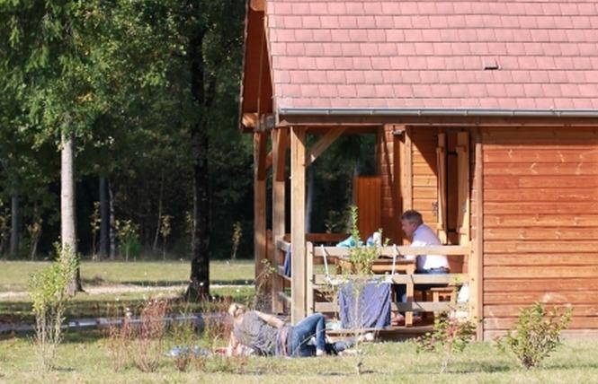 Village de gîtes Le Moulin de Crouy 10 - Crouy-sur-Cosson