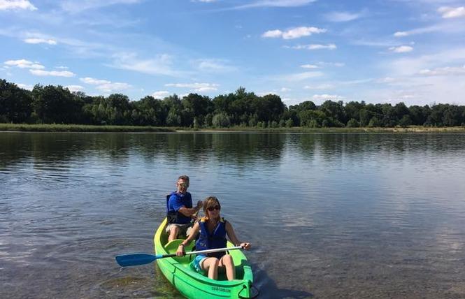 Loire Kayak 11 - Vineuil