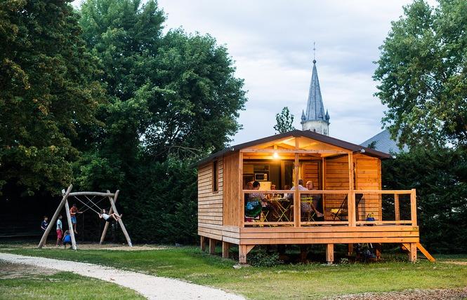 Camping Huttopia Les Châteaux 4 - Bracieux