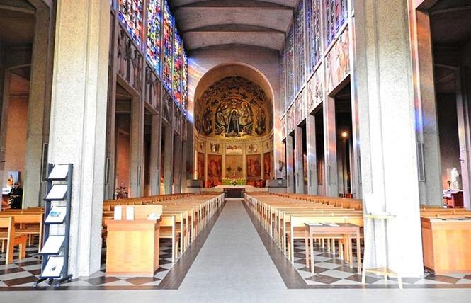 Basilique Notre Dame de la Trinité 6 - Blois