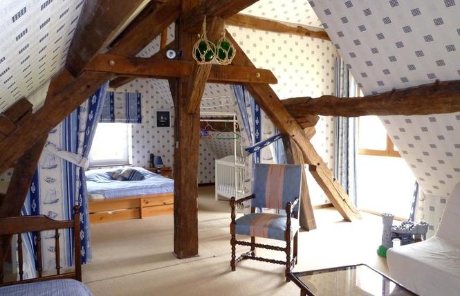 Les chambres d'hôtes du Moulin de Crouy 4 - Crouy-sur-Cosson