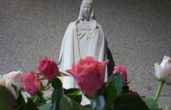 Basilique Notre Dame de la Trinité 9 - Blois