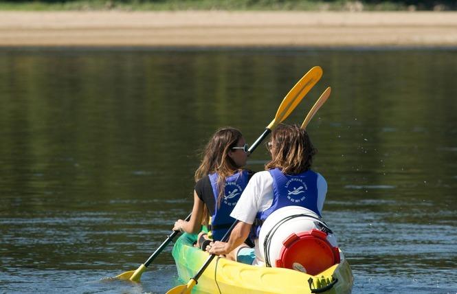 Loire Kayak 8 - Vineuil