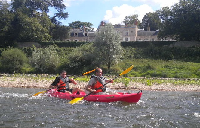 Val des Châteaux en Canoë-Kayak 3 - Saint-Dyé-sur-Loire