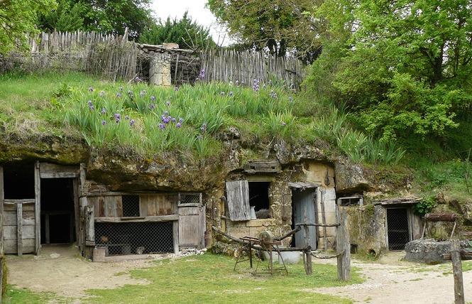 La Vallée Troglodytique des Goupillières 4 - Azay-le-Rideau