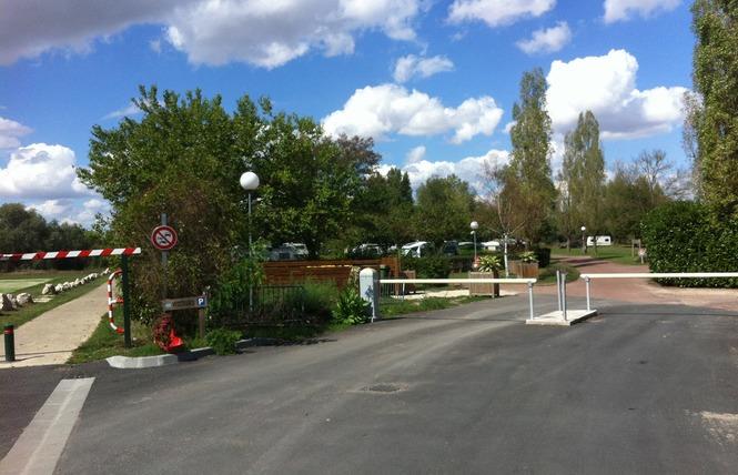 Camping Municipal de l'Amitié 7 - Saint-Laurent-Nouan