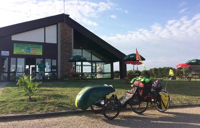 Camping Val de Blois 6 - Vineuil