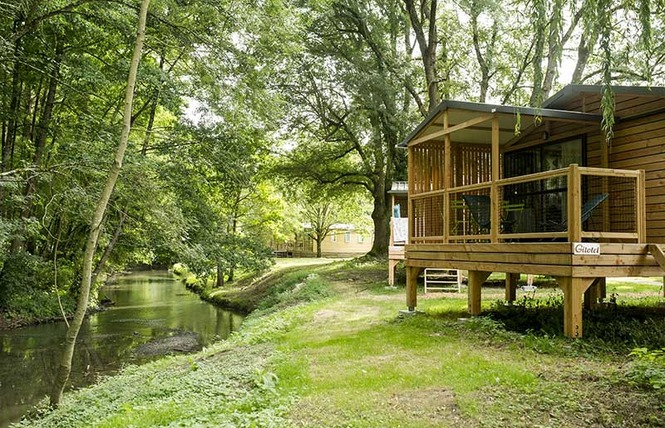 Camping Huttopia Les Châteaux 1 - Bracieux