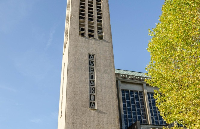 Basilique Notre Dame de la Trinité 4 - Blois