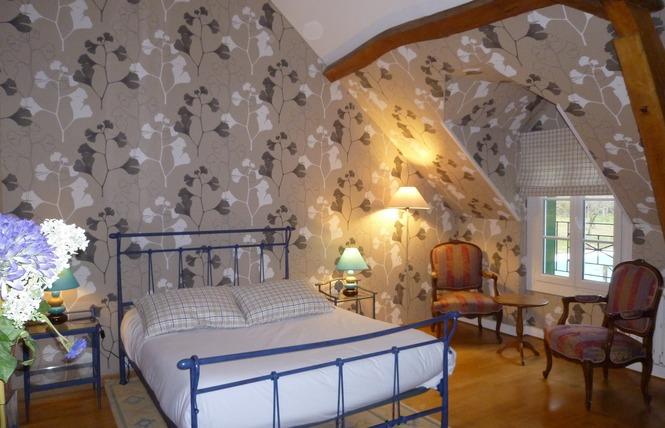 Les chambres d'hôtes du Moulin de Crouy 6 - Crouy-sur-Cosson