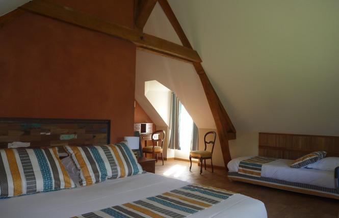 Les chambres d'hôtes du Moulin de Crouy 7 - Crouy-sur-Cosson
