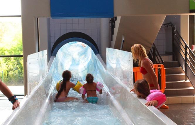 Centre Aquatique Agl'eau 11 - Blois