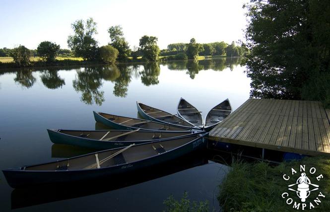 Base de Loisirs Canoe/Velo/Stand-up 5 - Seigy