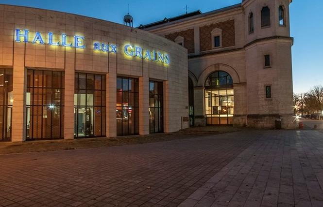 La Halle aux Grains - Scène nationale 1 - Blois