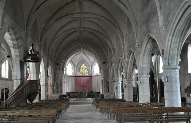 Eglise Saint Saturnin 4 - Blois