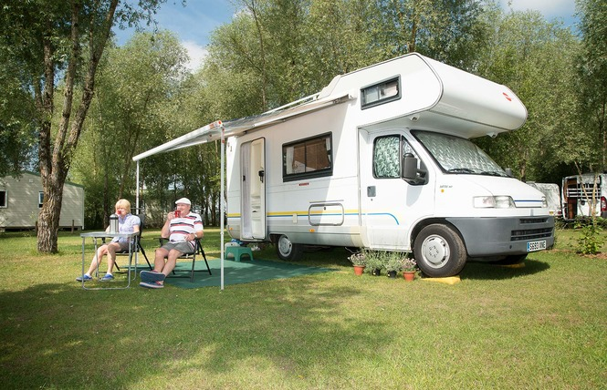 Camping Sites et Paysages les Saules 11 - Cheverny