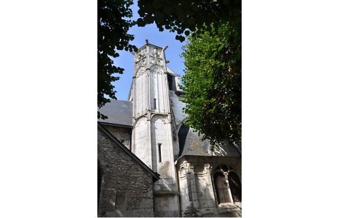 Eglise Saint Saturnin 3 - Blois