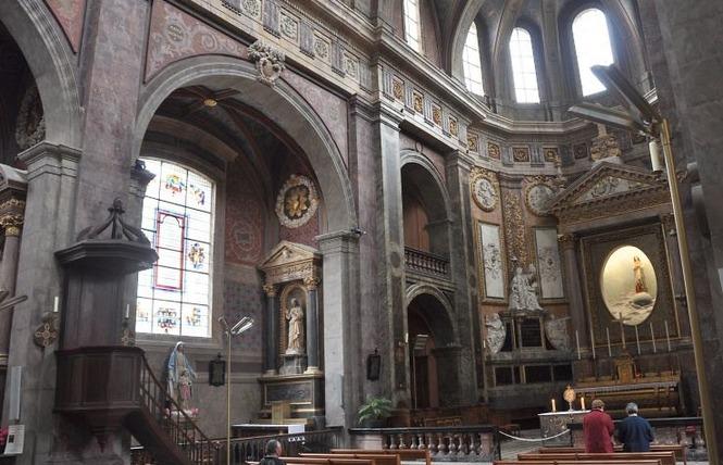 Eglise Saint-Vincent-de-Paul 4 - Blois