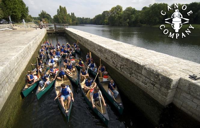 Base de Loisirs Canoe/Velo/Stand-up 6 - Seigy