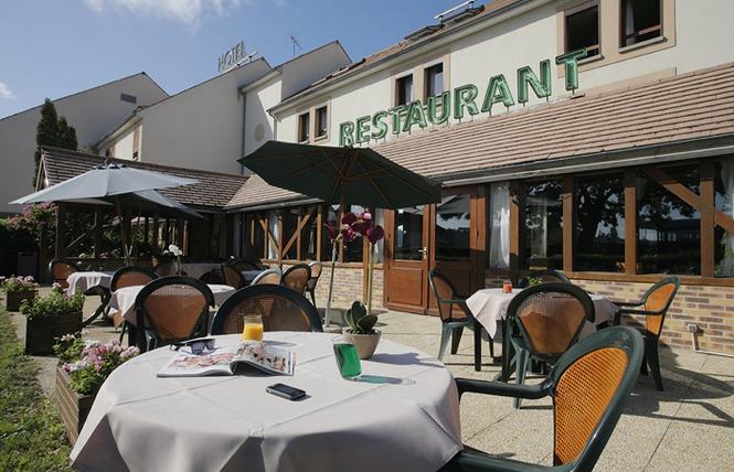 Hôtel-restaurant IKAR 8 - Saint-Gervais-la-Forêt