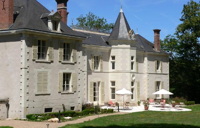 Château de la Rozelle 4 - Cellettes