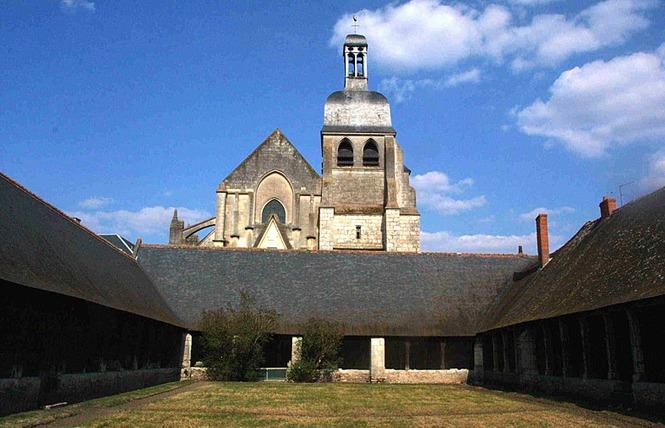 Eglise Saint Saturnin 1 - Blois