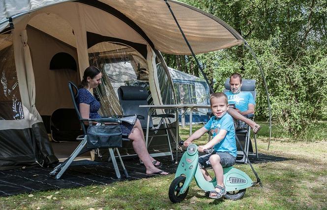 Camping Sites et Paysages les Saules 8 - Cheverny